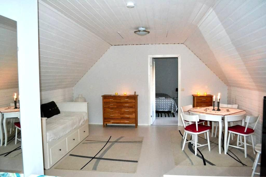 Cozy apartment in quiet neigborhood - Karlshamn - Apartment