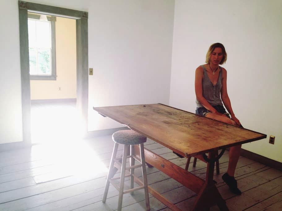 Artist Guestroom - Germantown - Andet