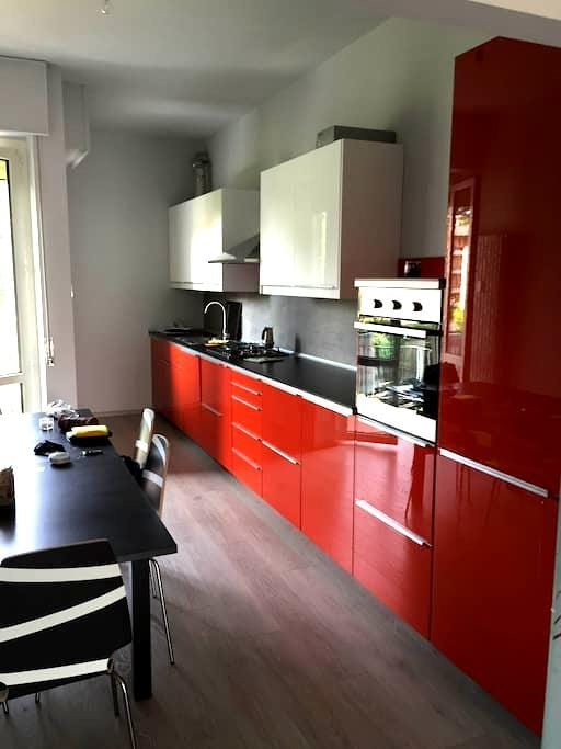 Large new flat in Arona centre - Arona - Appartement