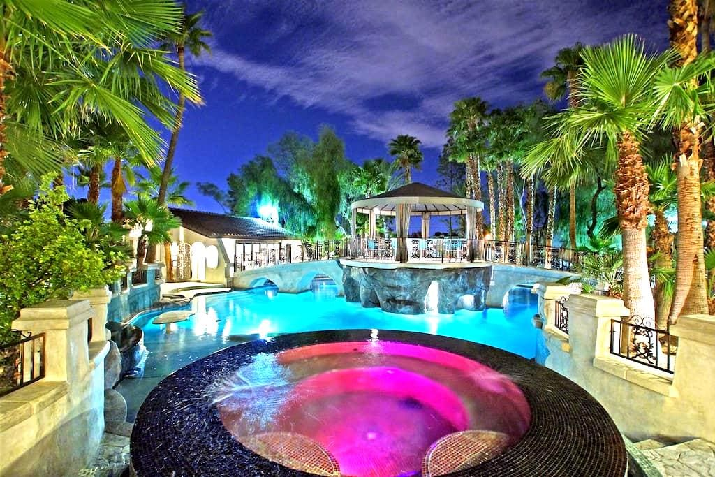 The 2810 Private Resort -  Sand Beach, Concierge - ラスベガス