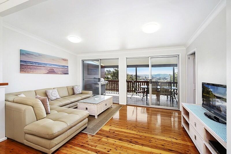 The Haven Beach House ocean views