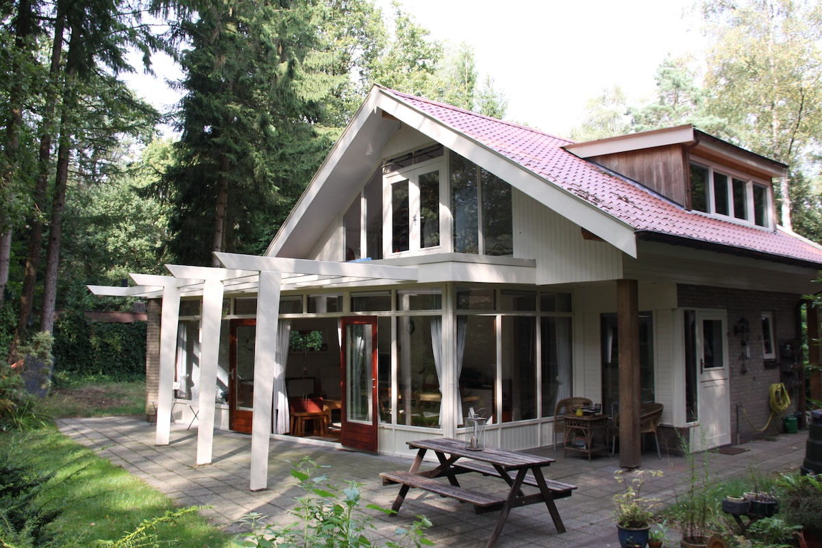 Luxury forest villa 'the Veenhof'