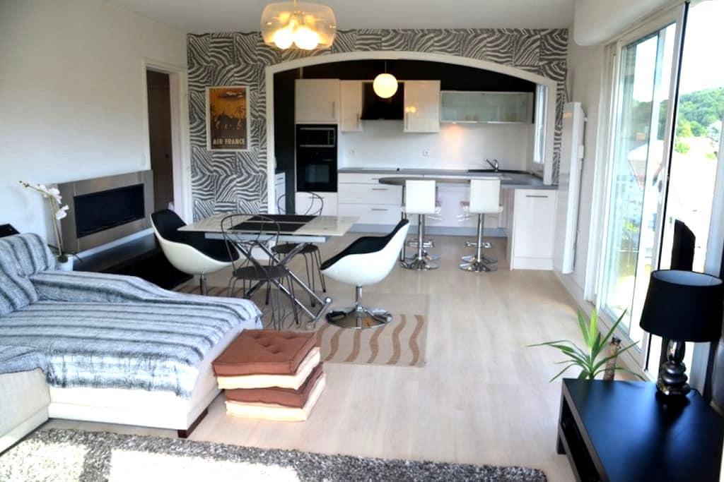 Appartement 80m2 zen proche centre ville et calme - Périgueux - 公寓