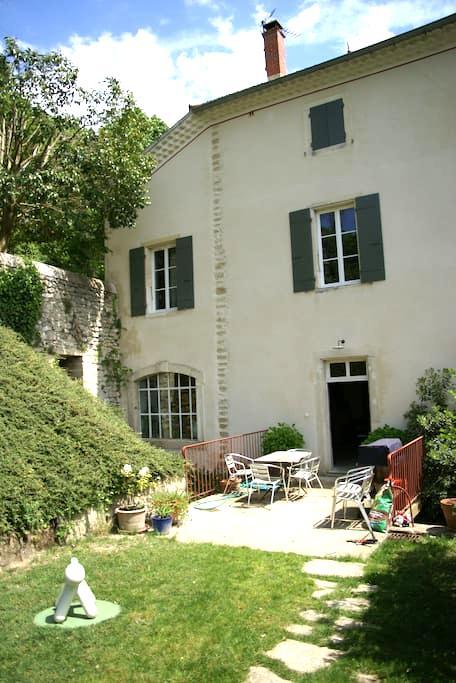 Chambre en Drôme Provençale. - Taulignan - Dům