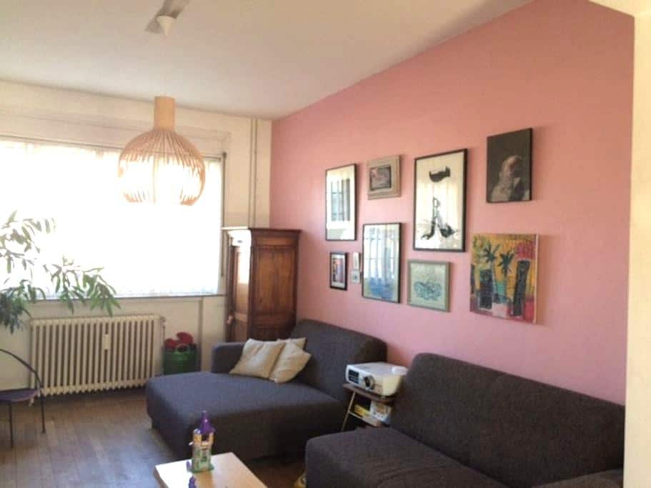 Cosy House Brussels - Ideal Location - 圣吉尔 - 连栋住宅