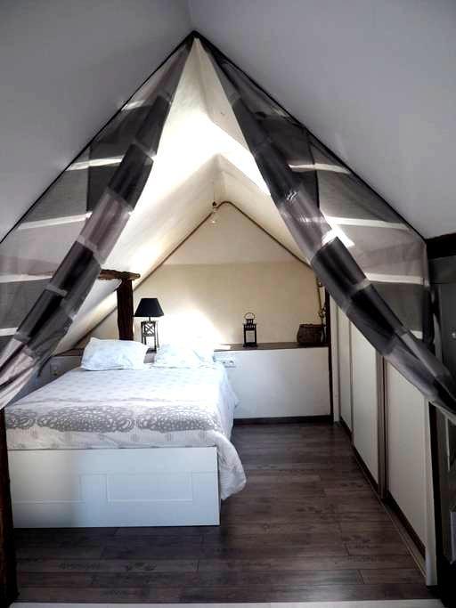Charmant duplex en plein coeur de Selestat - Sélestat - Apartamento