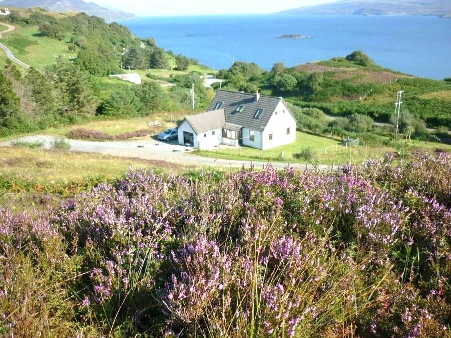 The Bothy, self-catering cottage - Portree
