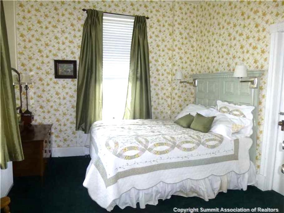 Single Room, Como Hotel, Colorado - Como - Butikový hotel