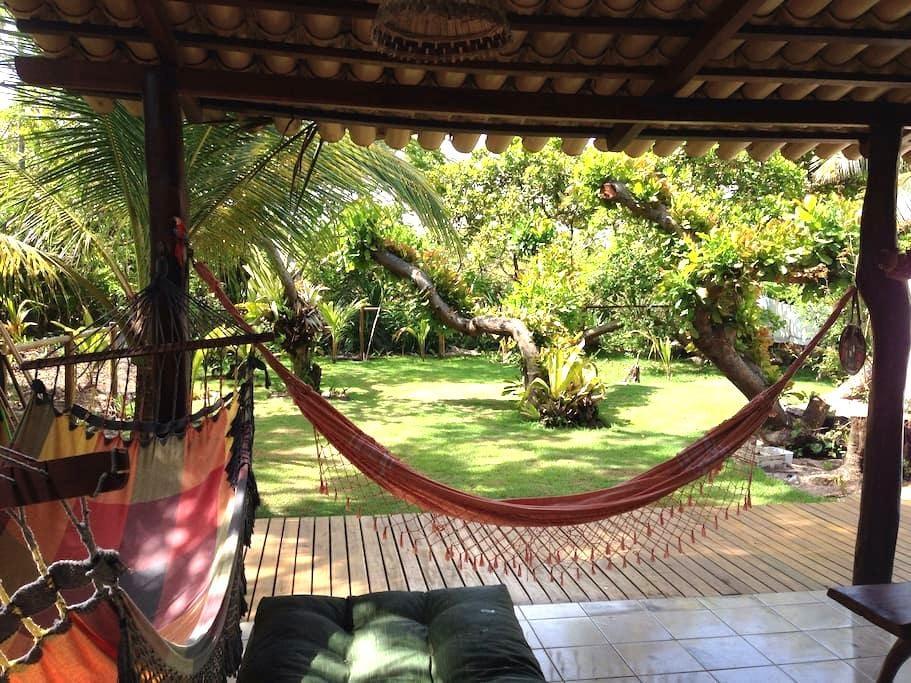 Casa Aconchegante a  150 m da Praia - Marau