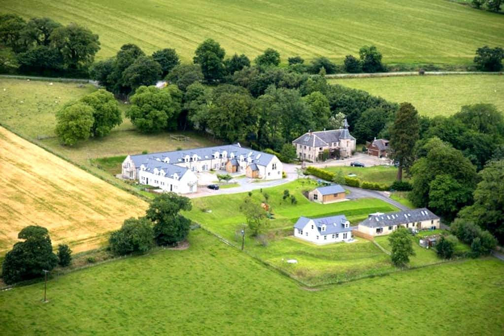 5 Star Luxury Holiday Cottages - Dingwall - Hus