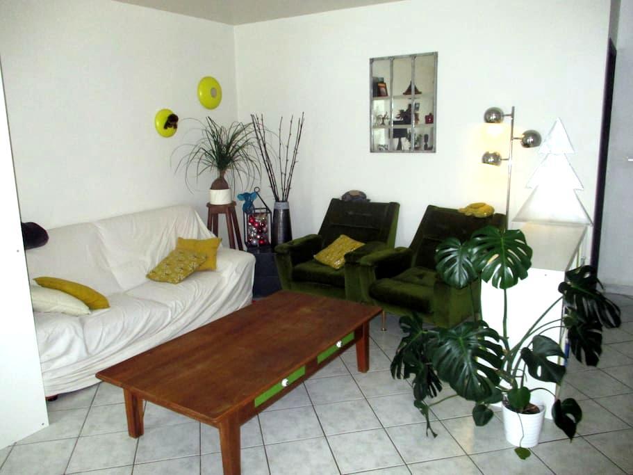 chambre privée dans maison calme - Belleville-sur-Meuse - Huis
