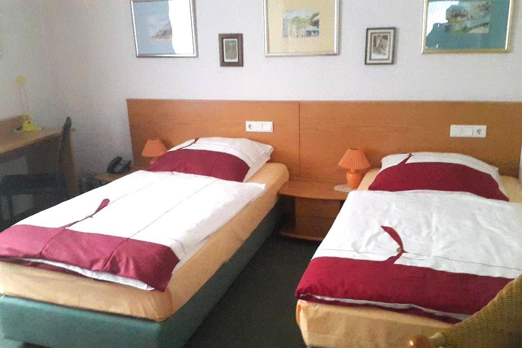 Furnished serviced rooms in Krefeld-Uerdingen - Krefeld - Appartement en résidence
