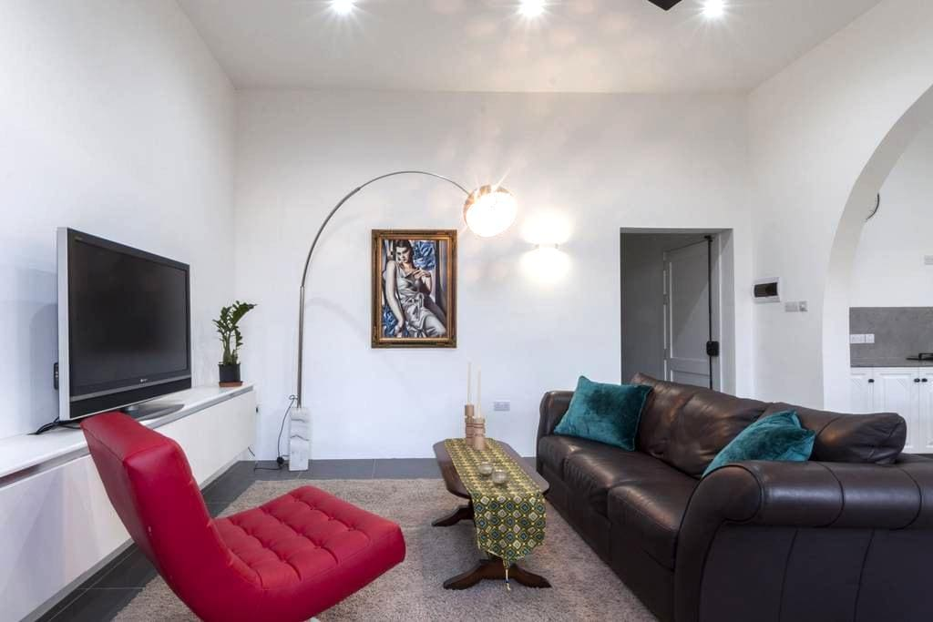 Fabulous Apartment in Valletta - Valletta - Departamento
