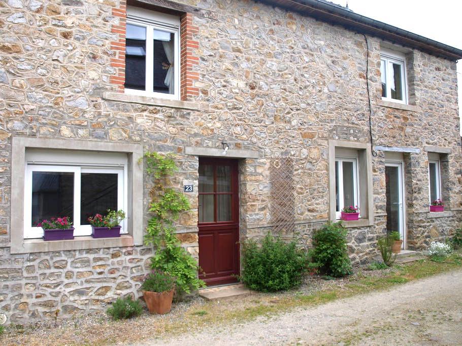 lamaisondubourg - maison de charme - Andouillé