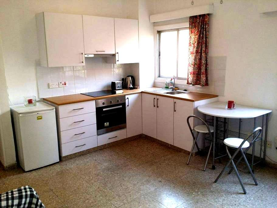 1 bedroom flat in the City Center!! - Nicosia