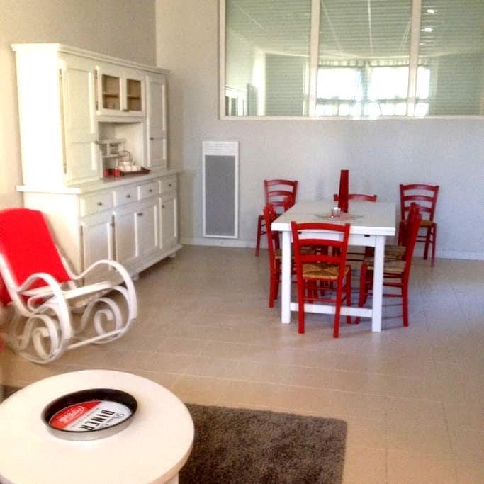 L'Atelier au coeur de la Lomagne - Gensac - Lägenhet