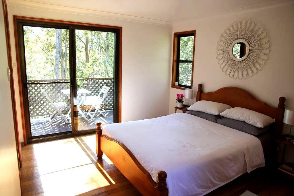 Bush retreat - 4 bedroom house - Mount Mee - House