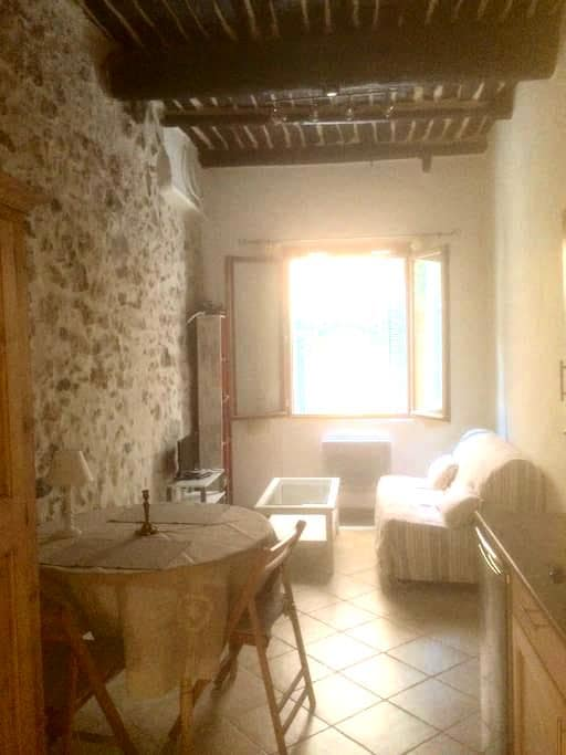 Charmant studio Vieil Antibes - Antibes - Appartement