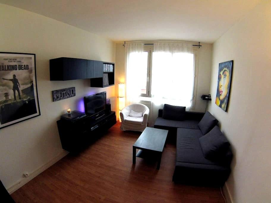 Nice appartment, 2 rooms, 50m2.  - Issy-les-Moulineaux - Apartmen