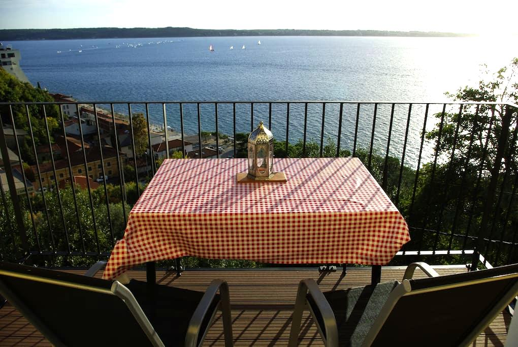 DANTE APARTMENT - Piran - Apartament