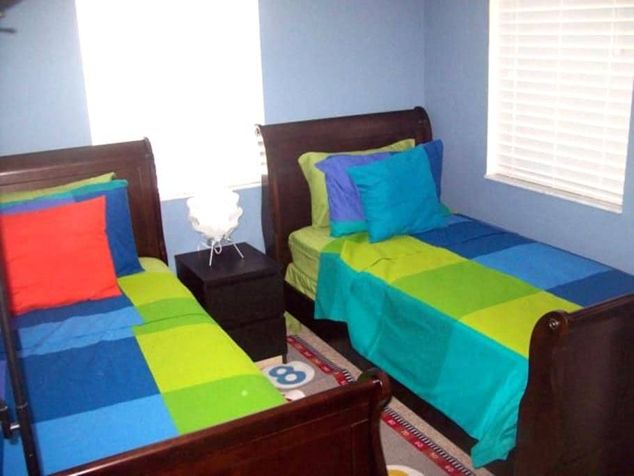 Private Estudio en Disney Word - Kissimmee - Huvila
