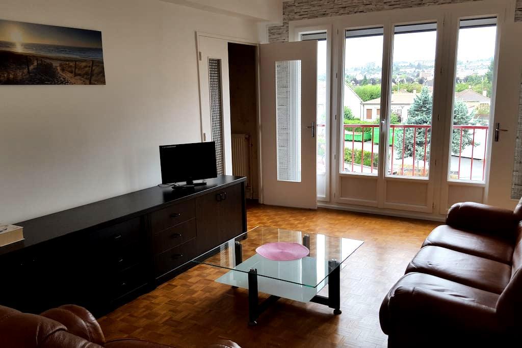 Le Guynemer - Appartement lumineux et calme - Auxerre - Apartament