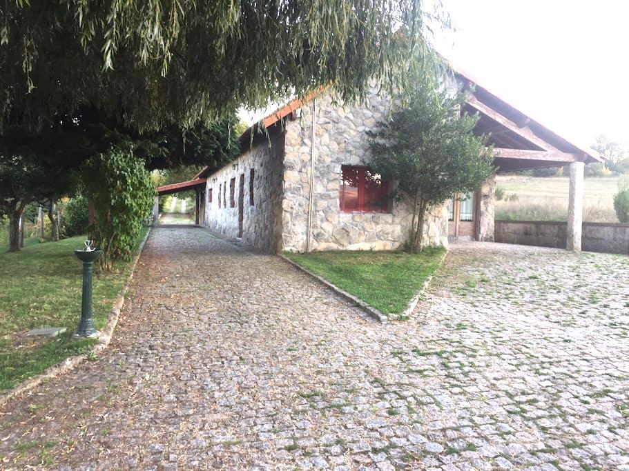 Casa do Rolo-Montalegre - Montalegre