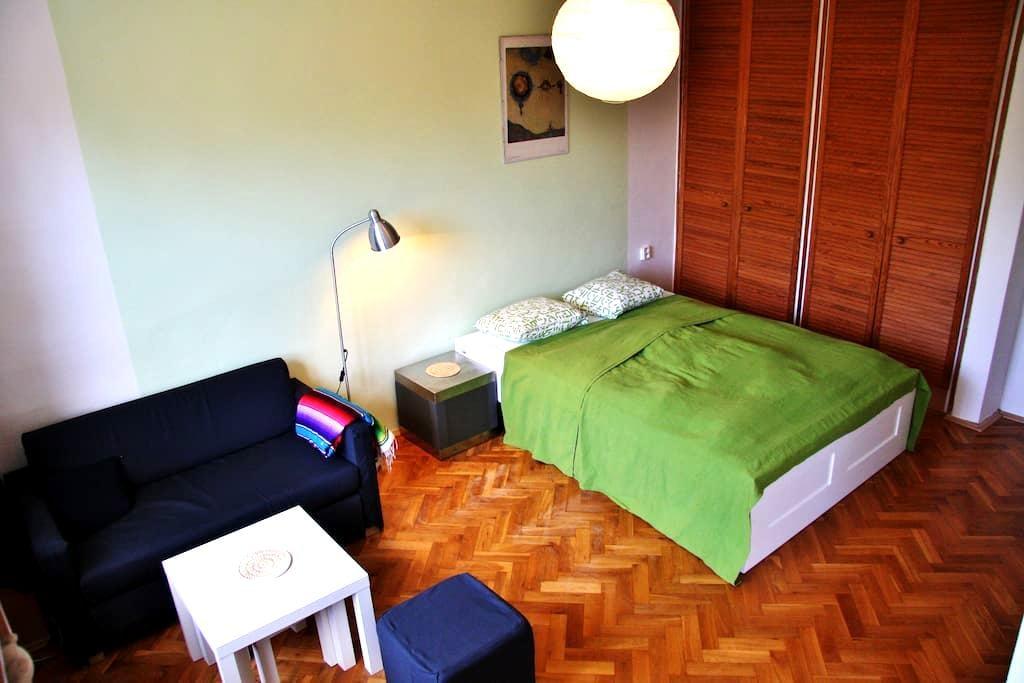 Cozy studio close to center - Prag