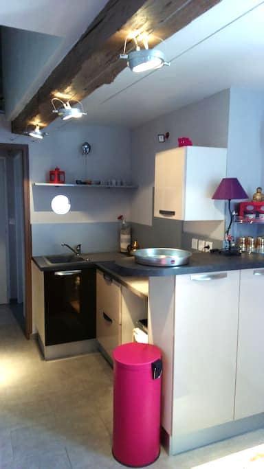 Appartement de charme - Saumur - Apartemen