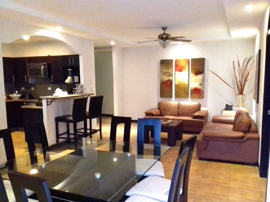 2 Room Apt. Furnished in San Pedro1 - San Pedro Garza García - Condominium