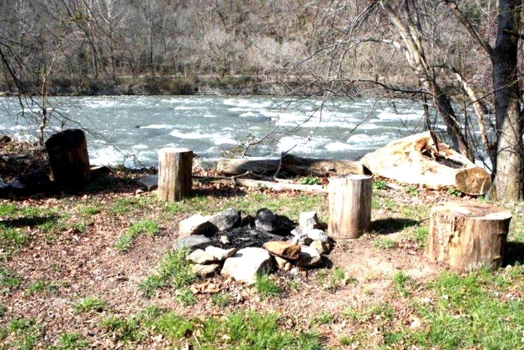 Camp Site - Camp Driftwood - Alexander