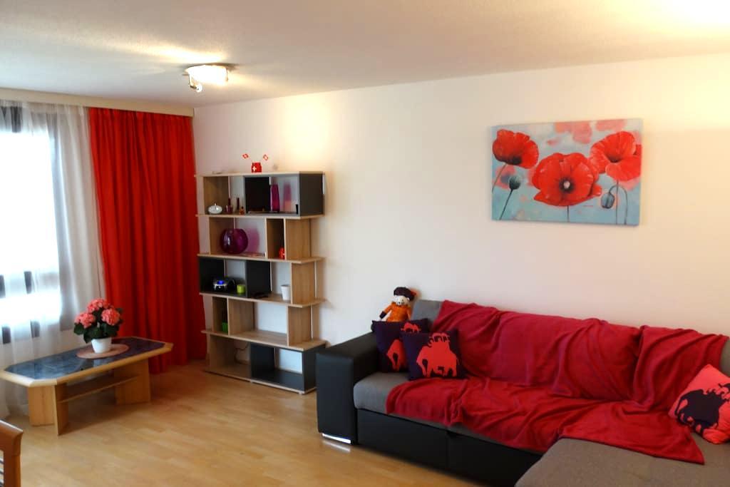 Beautiful apartment near Lucerne - Buchrain - Apartemen