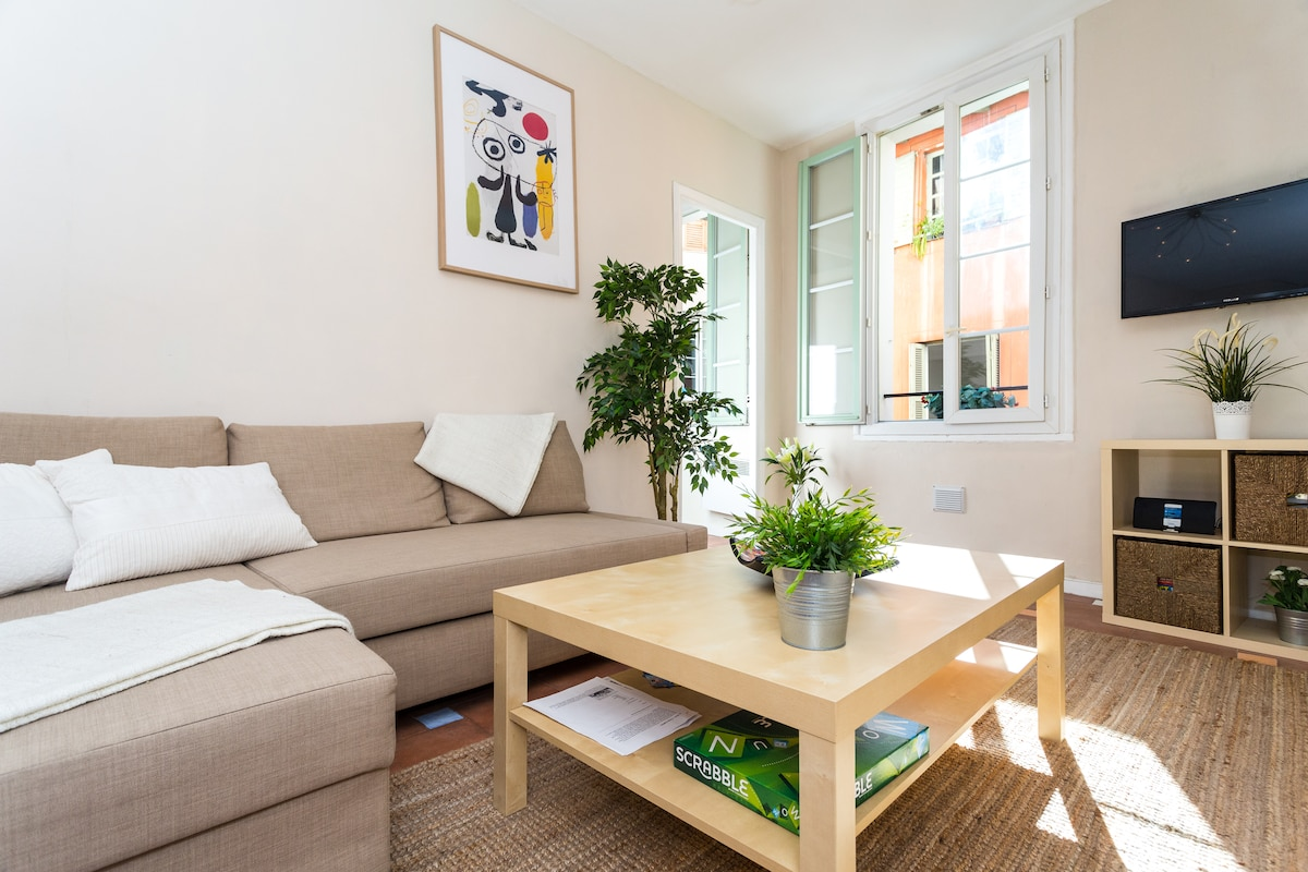 OLD TOWN 2 bed apartment