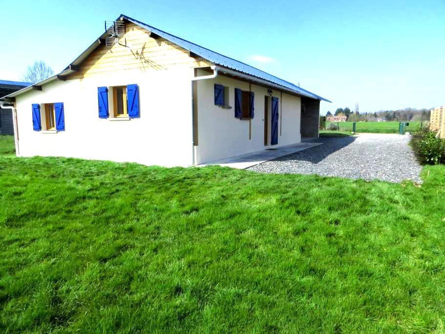 Gîte Le Long Brun 4 personnes 50m² - Sainte-Croix-sur-Aizier - Дом