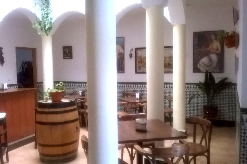 Bed & breakfast Casa Alcazaba. Cabo de Gata - Carboneras - Bed & Breakfast