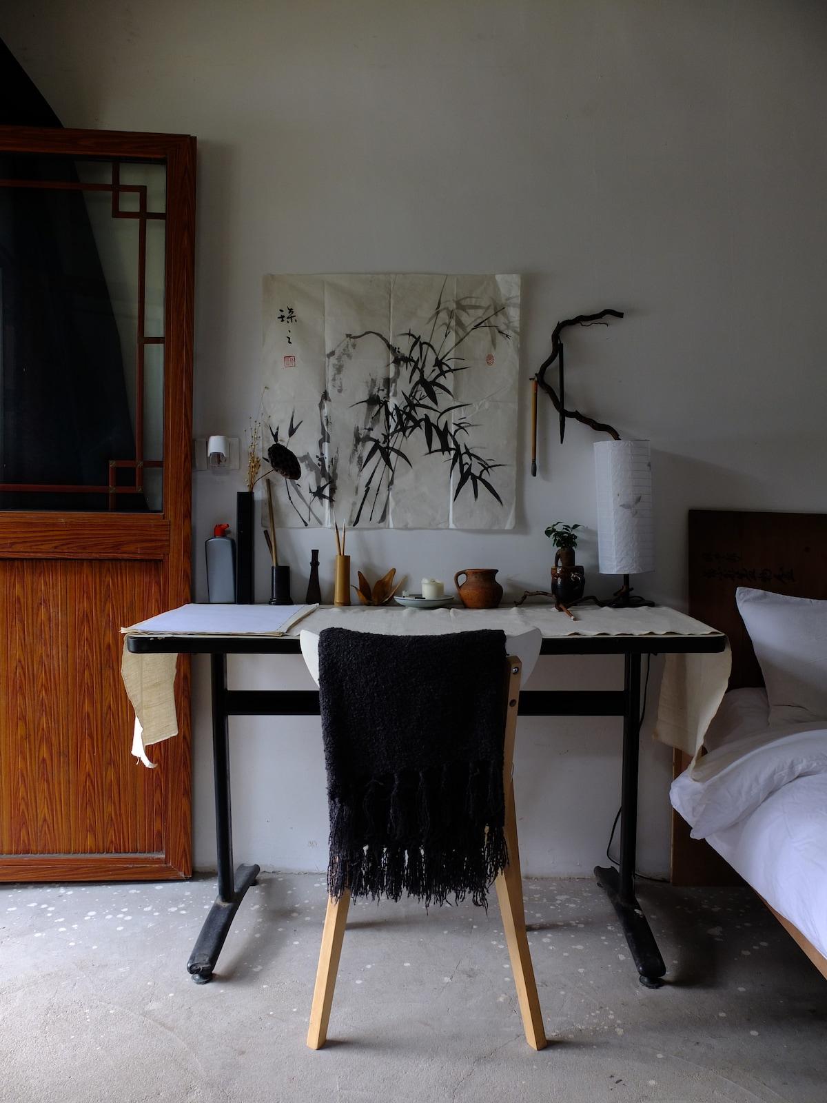 Xiaoming's tea mountain studio