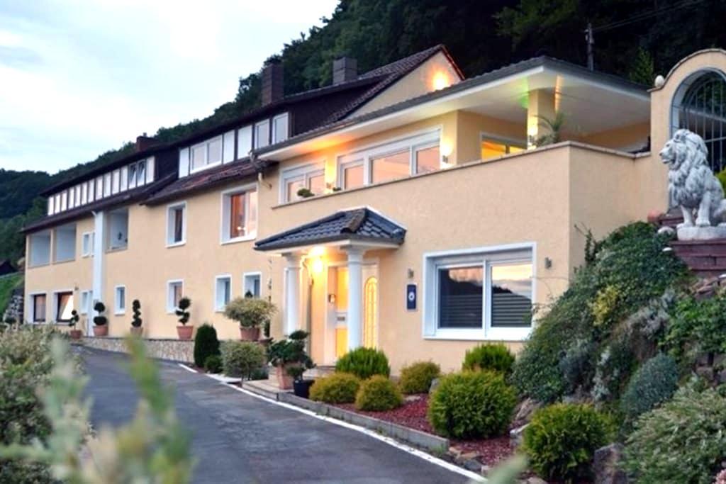Villa Joya Schaumburg, das Gästehaus - Rinteln