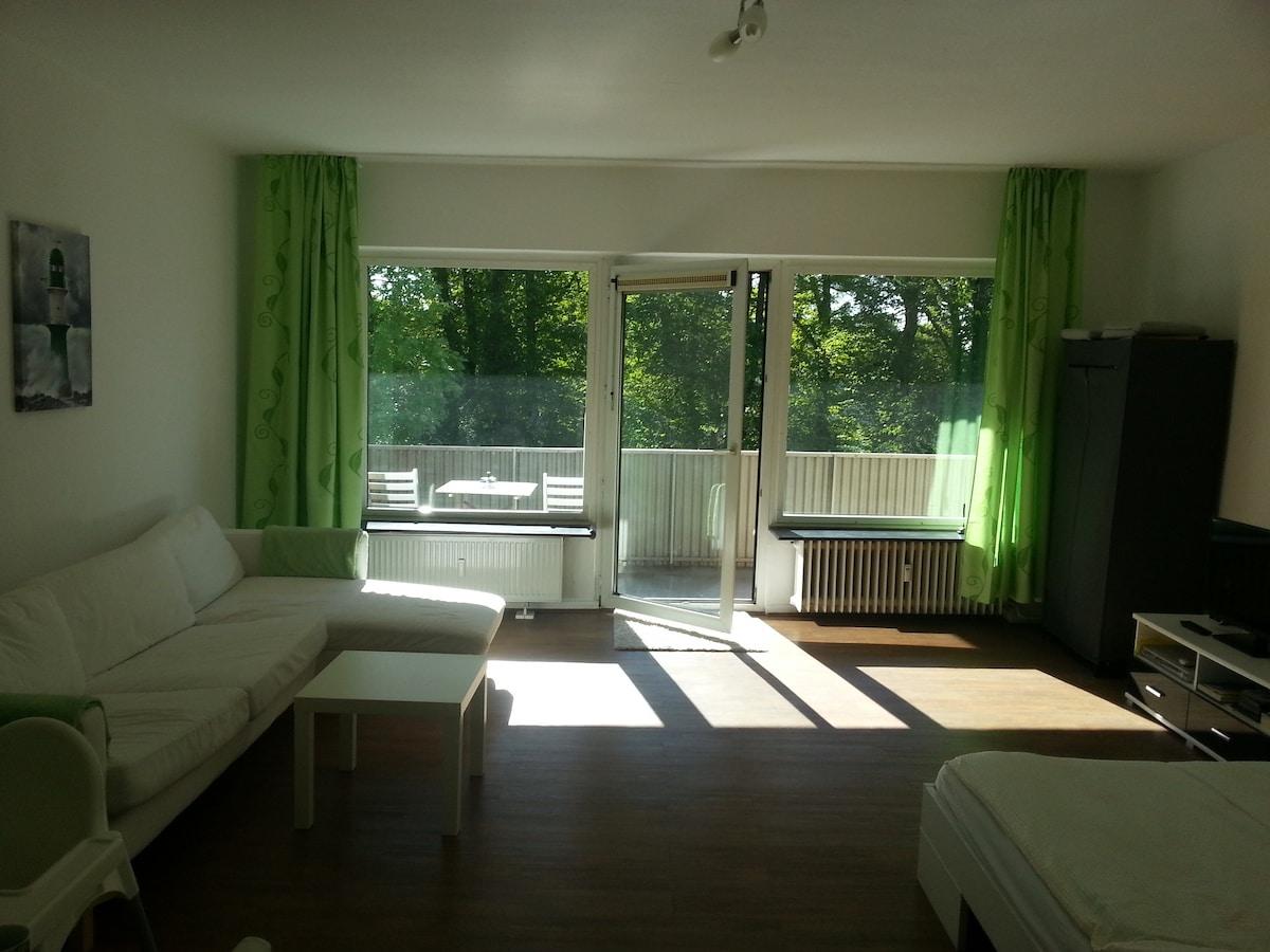 Fewo Room Number One Lübeck