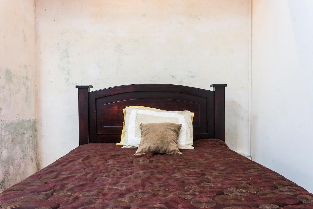 Second of queen beds.