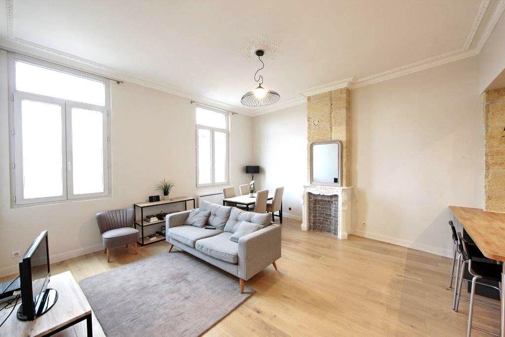 Chambre cosy dans appartement haussmannien - บอร์กโดซ์ - อพาร์ทเมนท์