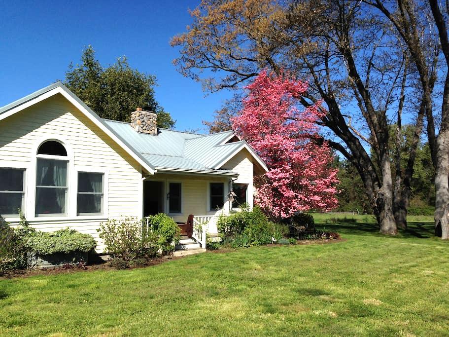 Sweetbrier Farm - Applegate - Casa