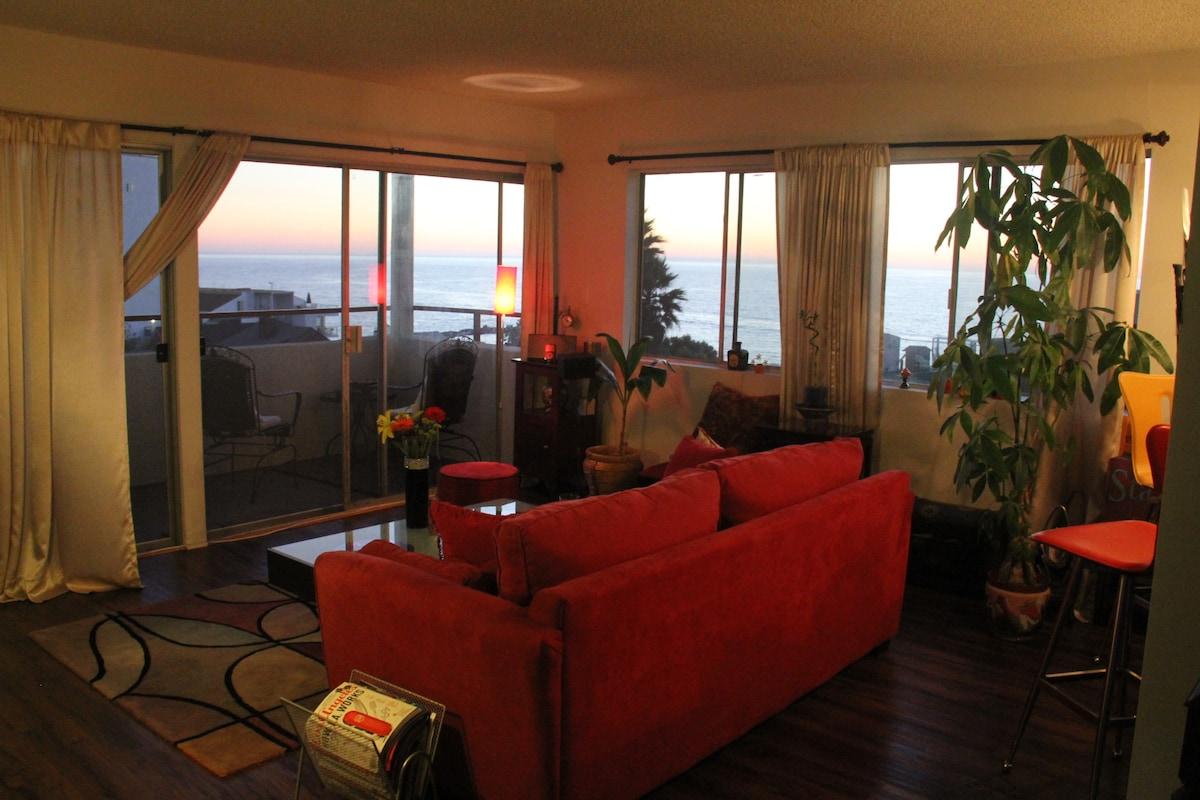 Splendid Full Ocean View Apartment!