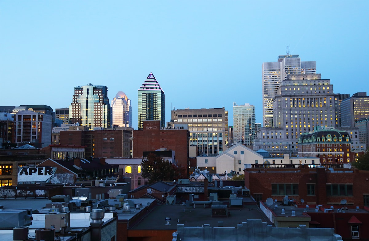 Beautiful Apart in the Heart of MTL