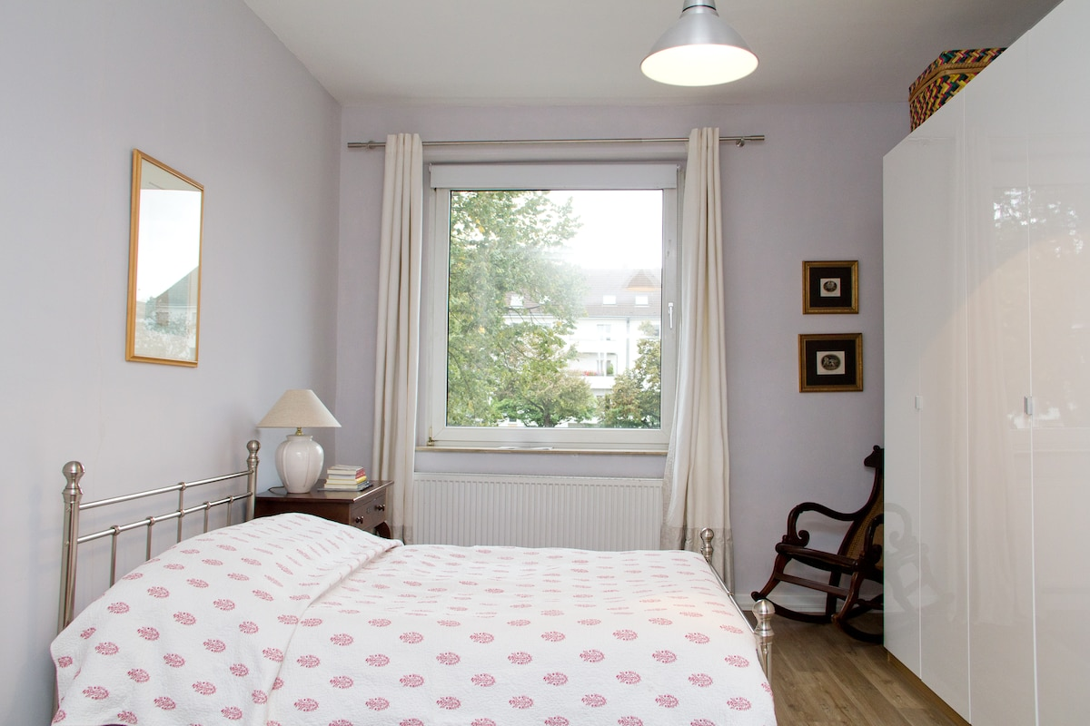Cozy & spacious bedroom