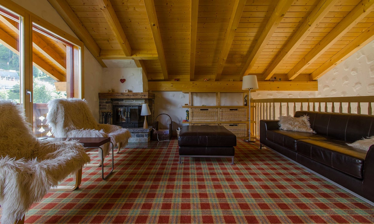 Chalet Lapin - Excellent location
