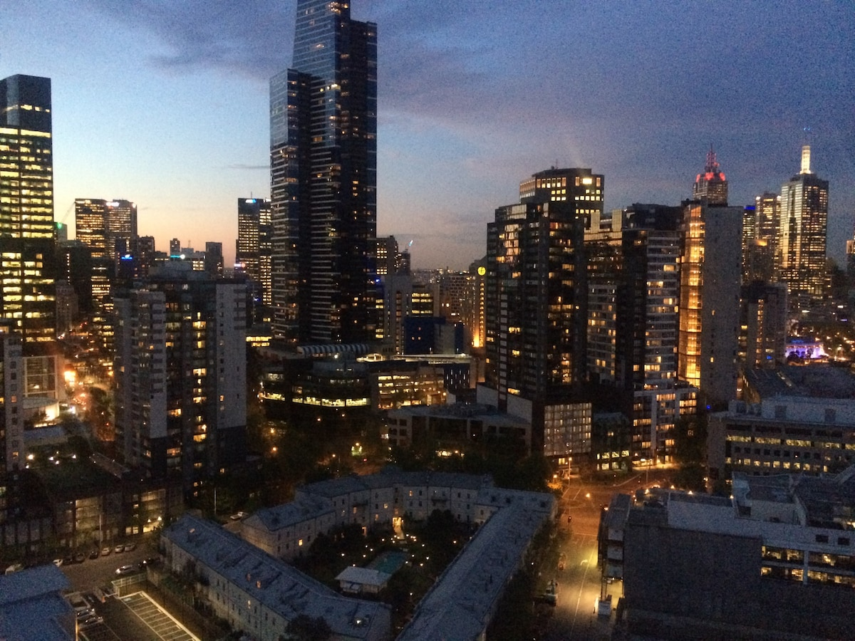 The best city views in Melbourne