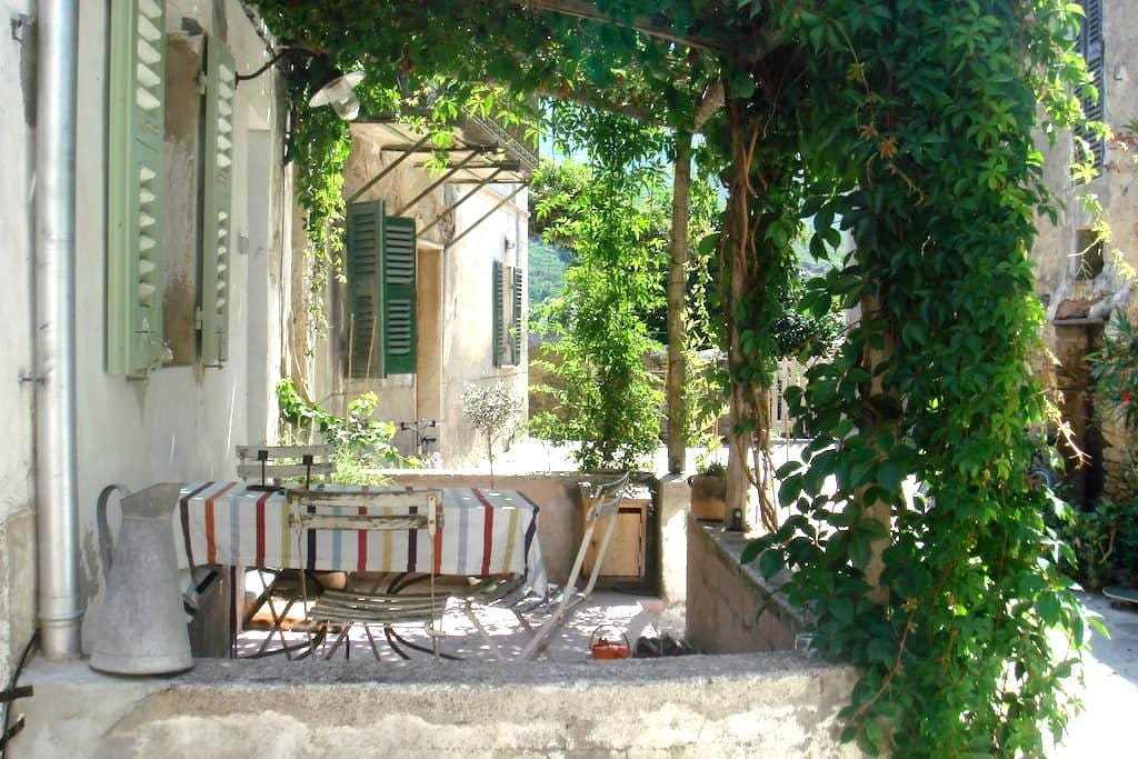 Maison de Charme Cap Corse 8 pers - Pietracorbara