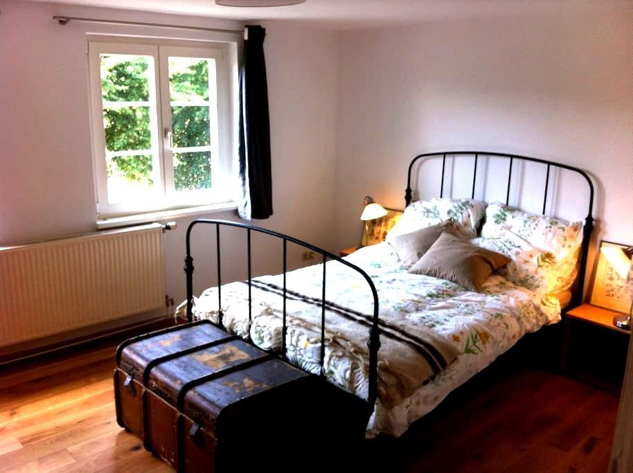Gemütliches DZ im Landhaus - Groß-Wokern - Apartment