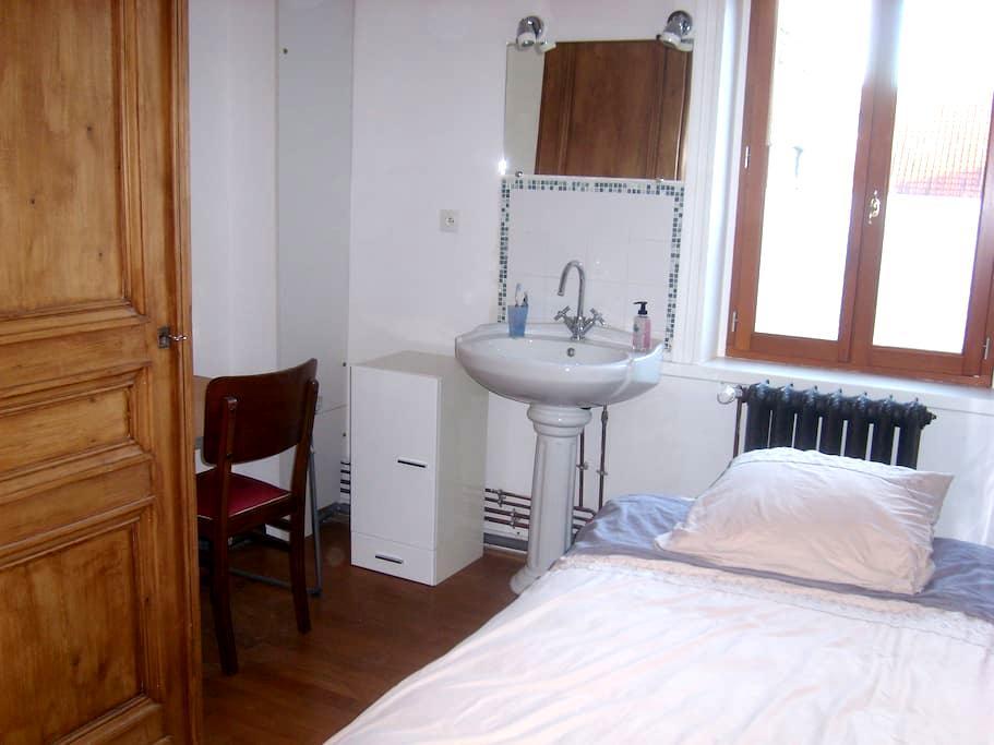 Chambre douche privée 3mn centre ville/universités - Lille - Ev
