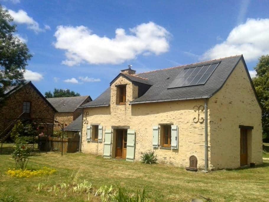 Maison près du lac de Vioreau - JOUE SUR ERDRE - Huis